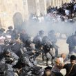 14 injured in Israeli attack on Al-Aqsa worshippers