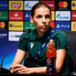 No fears for Stephanie Frappart as French referee prepares to make history in UEFA Super Cup