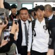 South Korea football team departs for World Cup qualifier in Pyongyang