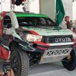 Yazeed Al-Rajhi leads after super special stage of Rally Qassim 2019