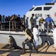 UN tries to cut numbers at EU-funded migrant center in Libya