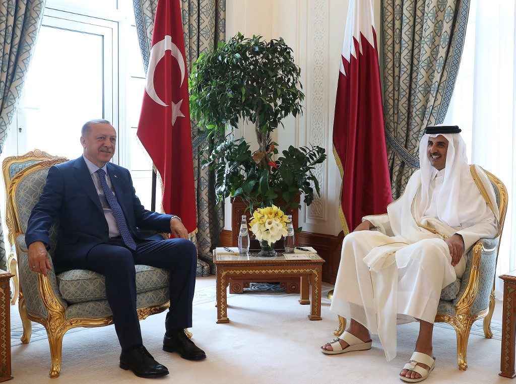 Turkish-Qatari alliance threatens Washington: US defense think tank