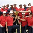 Tiger Woods-led US golfers deny Els' dream to win Presidents Cup