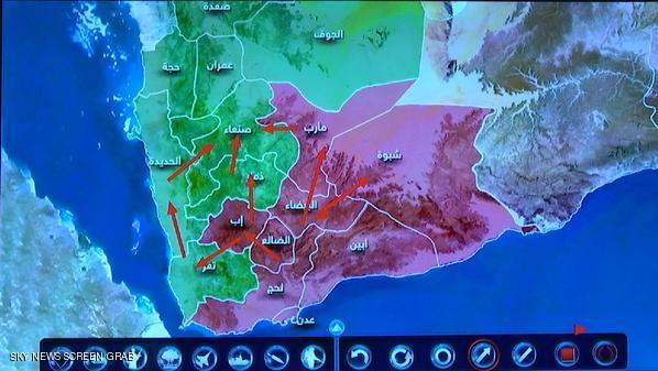 قوات الشرعية تقترب من تحرير إب وعينها على تعز