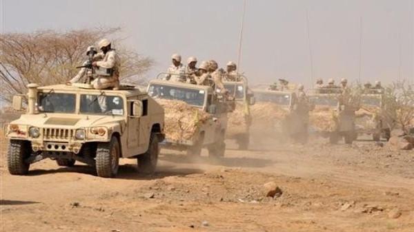 مقتل 14 حوثياً على الحدود السعودية اليمنية