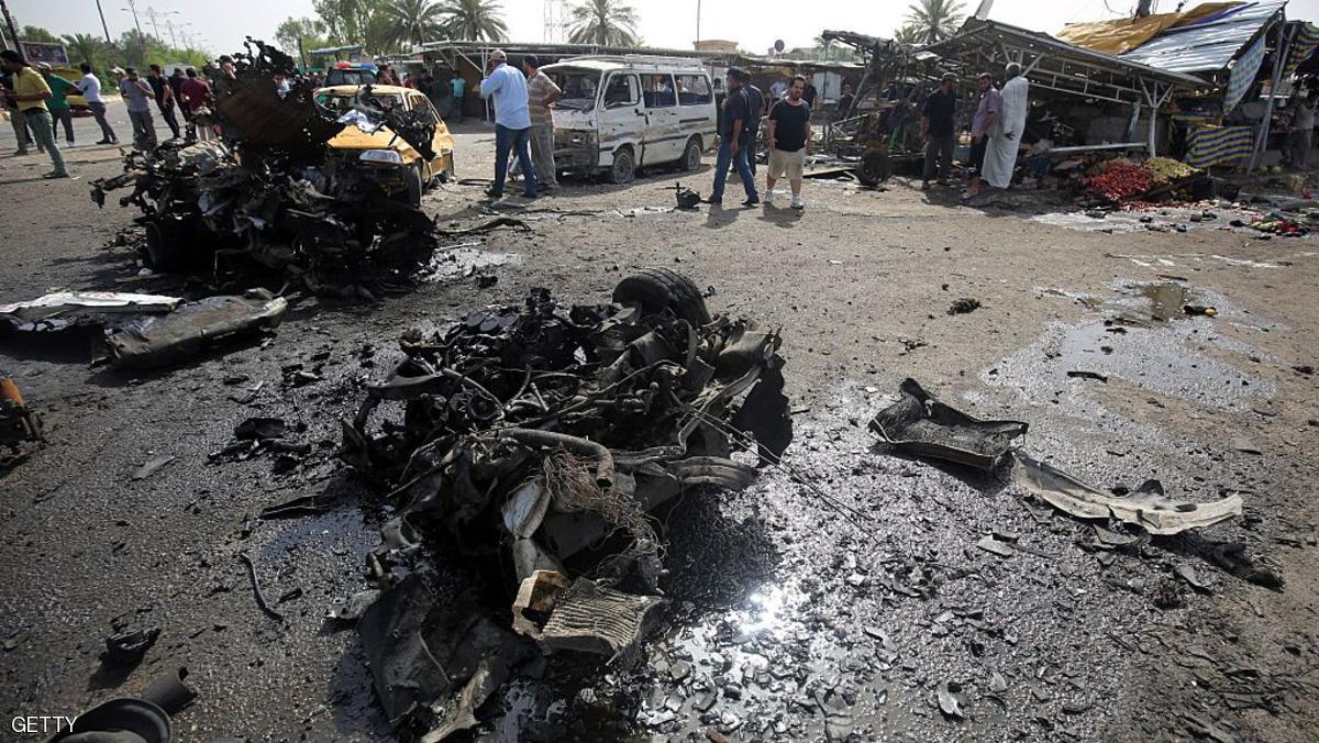 قبل مظاهرات الصدر.. انفجارات تهز بغداد وسقوط كاتيوشا