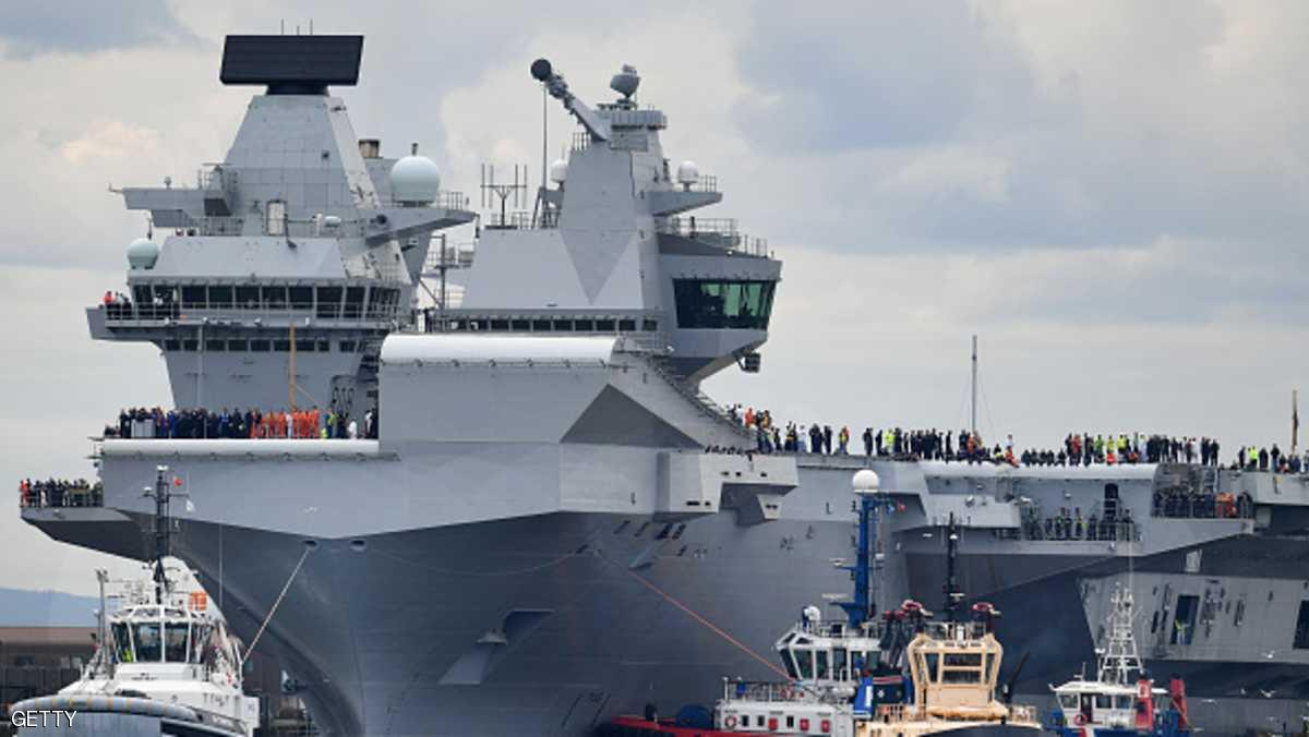 """بريطانيا تتحرك عسكريا لـ""""حرب مع كوريا الشمالية"""""""