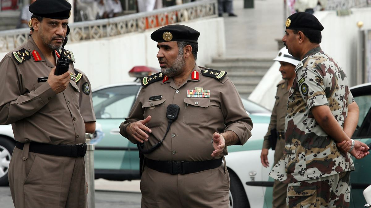 اقتحام أحد مقرات الحرس الوطني في السعودية ومقتل شرطي
