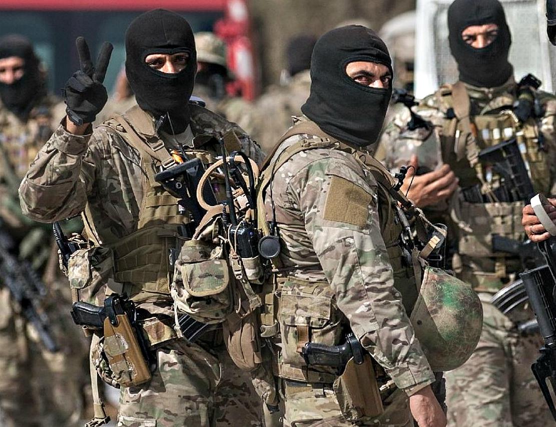 تفاصيل القصة.. الجيش السوري يوقف العشرات من القوات الخاصة الفرنسية