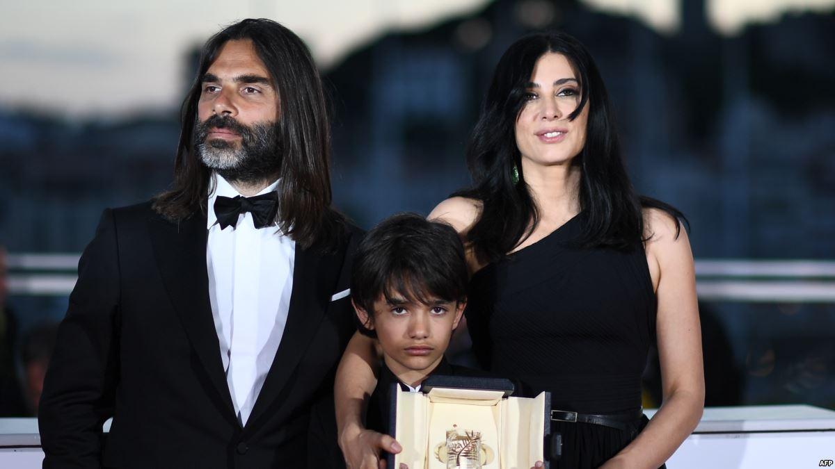 """فاز فيلم """"كفرناحوم"""" للمخرجة اللبنانية نادين لبكي، في مهرجان كان السينمائي"""