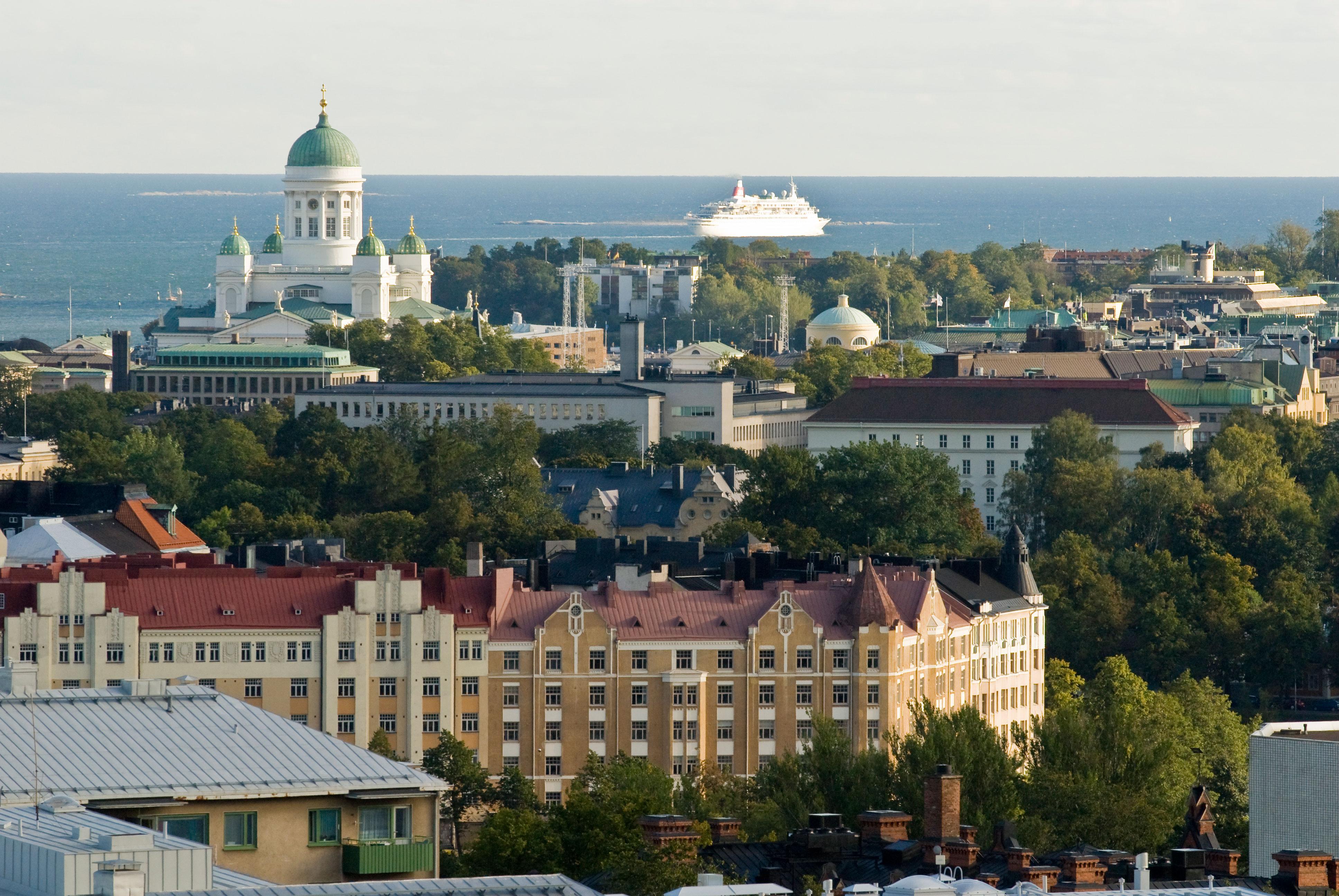 مصدر أمريكي: هلسنكي مكان محتمل لعقد قمة بوتين وترامب