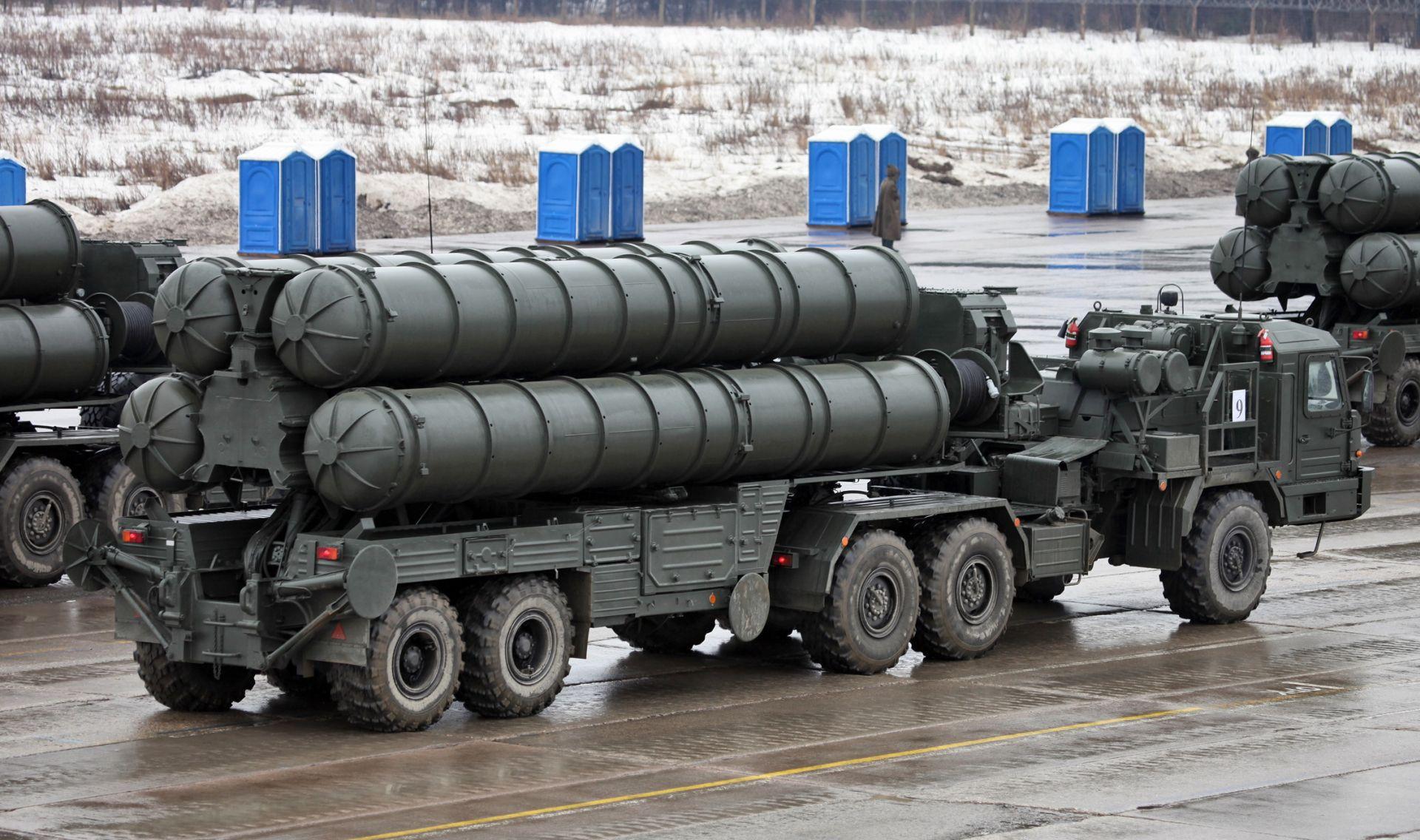 الهند تضرب الولايات المتحدة بصواريخ إس-400