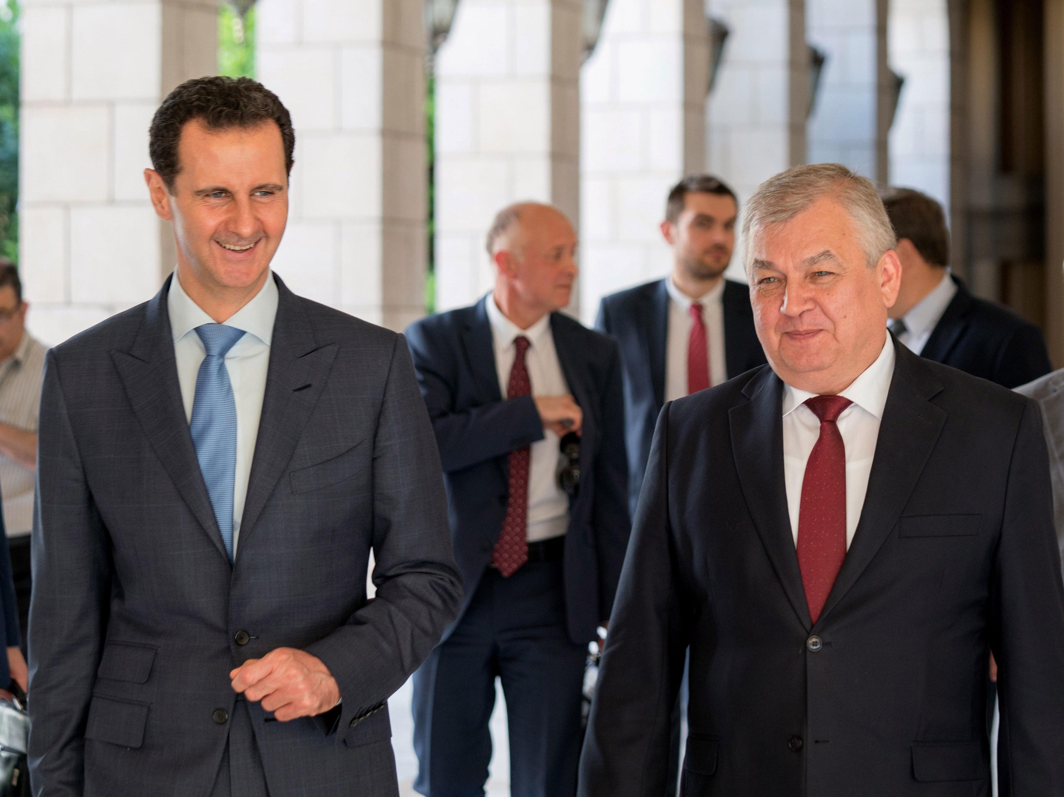 الأسد: هجمات السويداء تدل على أن دولا تحاول إعادة بث الحياة في التنظيمات الإرهابية
