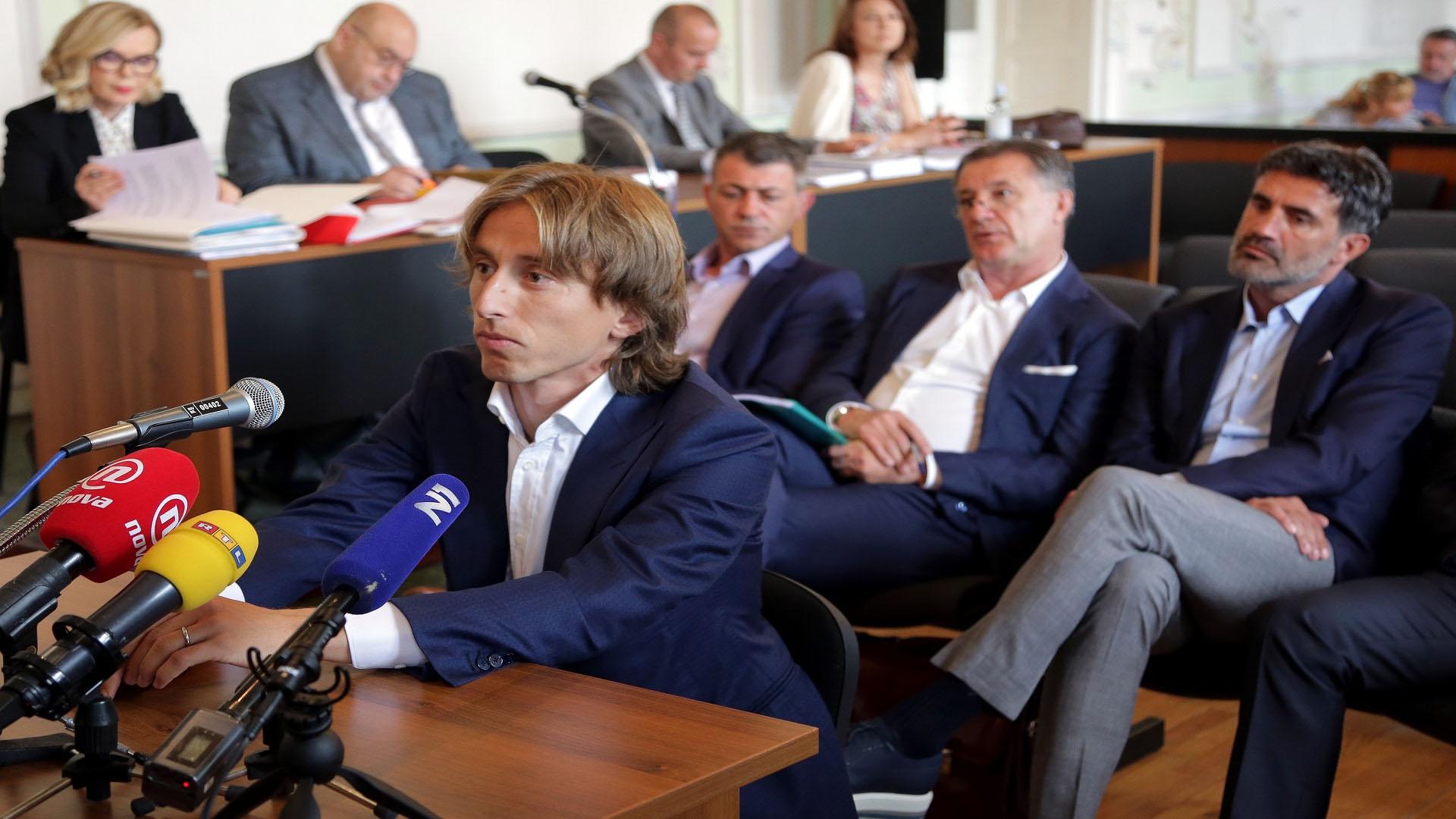 لماذا لوكا مودريتش ثاني أكثر شخص مكروه في كرواتيا ومن هو الأول؟