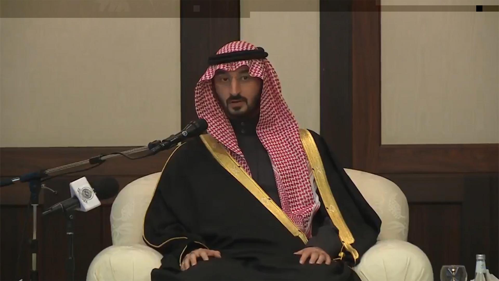 وزير الحرس الوطني السعودي الجديد يتحدث عن توجه وطموح القيادة
