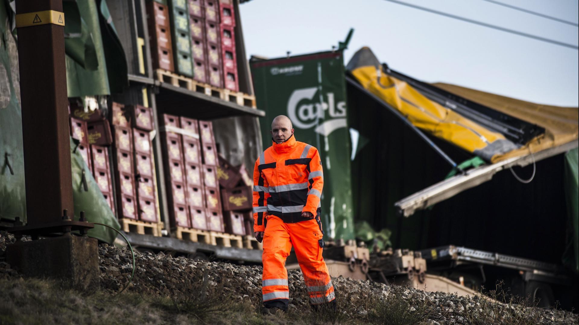 شرطة الدنمارك لـCNN: 6 قتلى وإصابة 16 آخرين بحادث بين قطارين