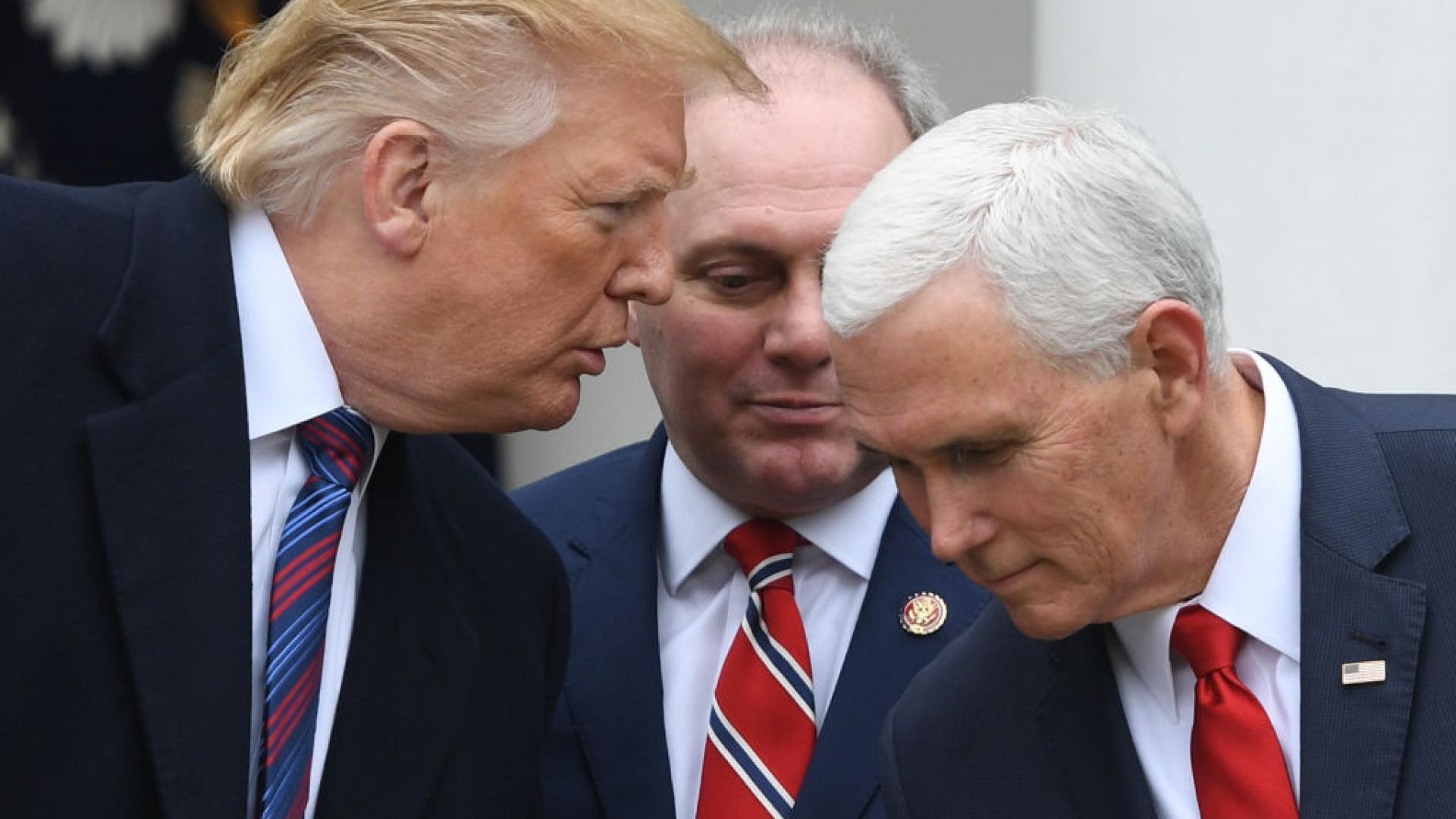 """قد يستمر لعدة أشهر أو سنوات.. """"إغلاق الحكومة"""" في عيون ترامب"""