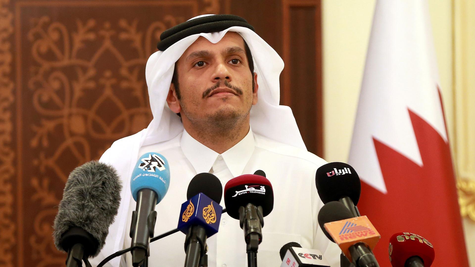 """وزير خارجية قطر عن """"إلهاء الشعوب بأزمات مفتعلة"""": الشمس لا تُغطى بغربال"""