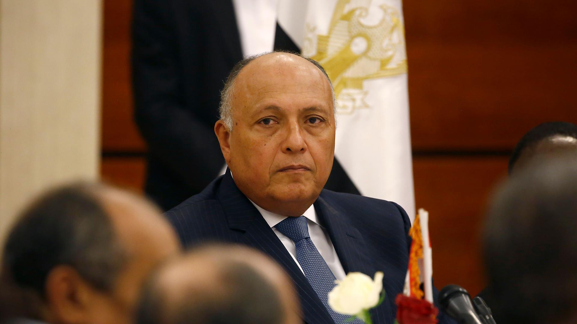"""الرميحي يرد على وزير خارجية مصر: سهل توزيع الاتهامات من """"نظام فاشل"""""""