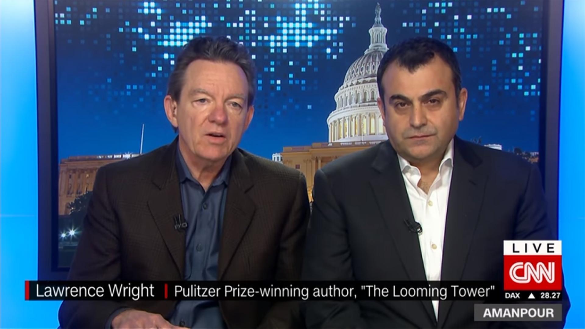 كاتب فائز بجائزة بوليتزر لـCNN: إن لم يُحمّل أحد مسؤولية مقتل خاشقجي فمن سيكون آمنا؟