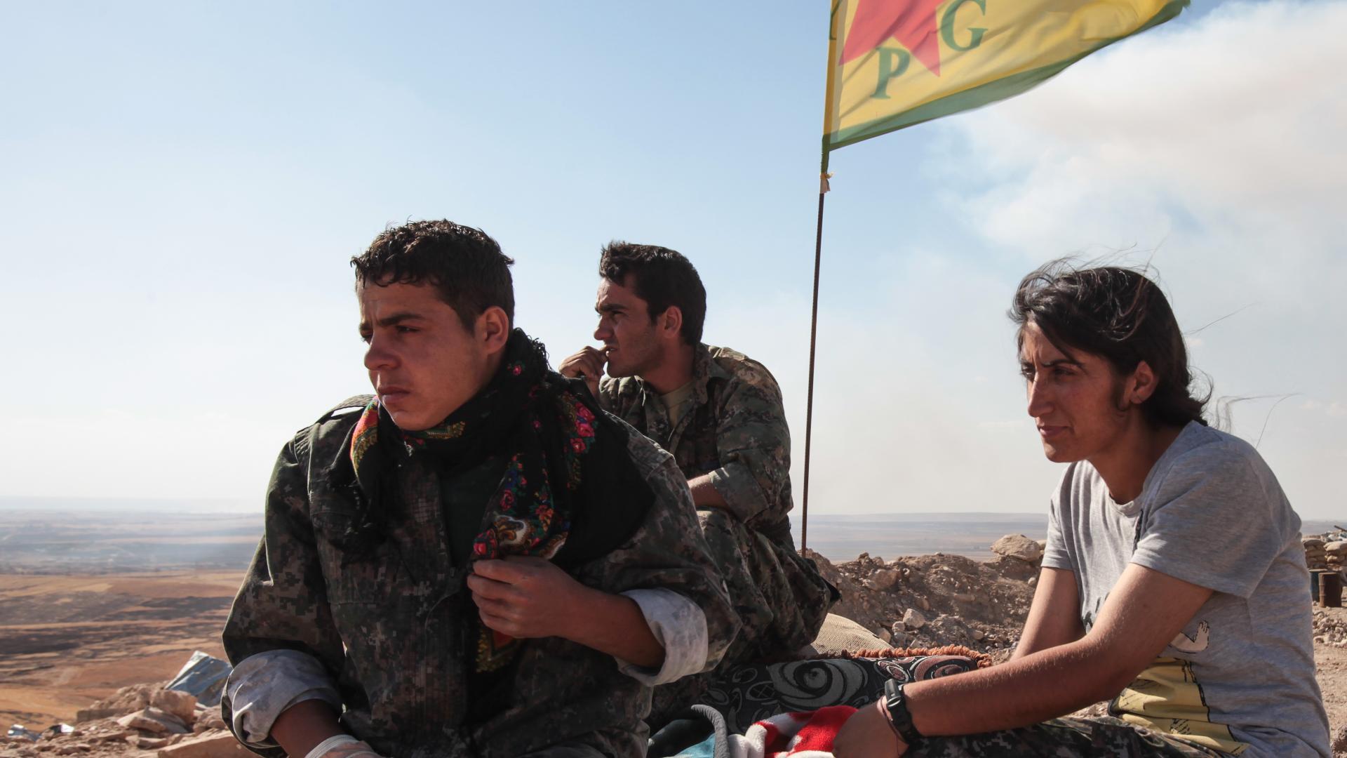 الرئاسة التركية ترد على تهديد ترامب حول ضرب الأكراد بسوريا