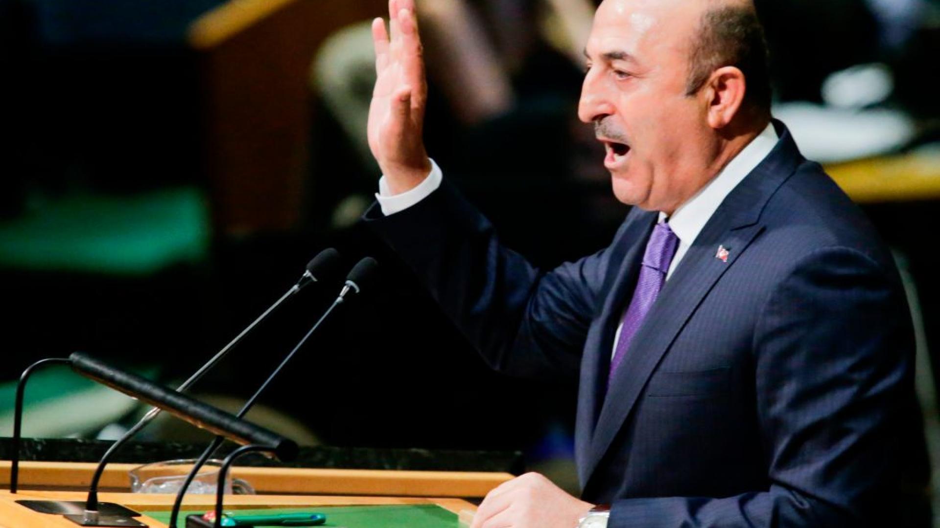 وزير خارجية تركيا يرد على تغريدة ترامب: بلادنا لا تهاب أي تهديد