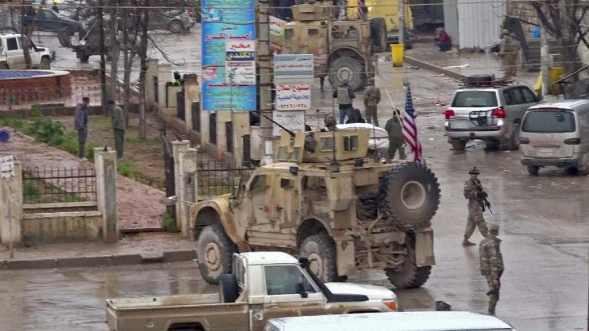 البنتاغون: مقتل 4 جنود أمريكيين في هجوم منبج