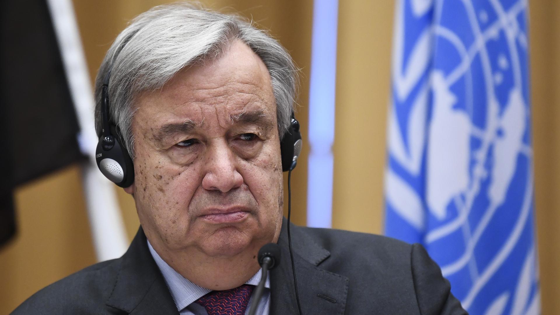 الأمين العام للأمم المتحدة: لا أستطيع فتح تحقيق في مقتل خاشقجي دون طلب