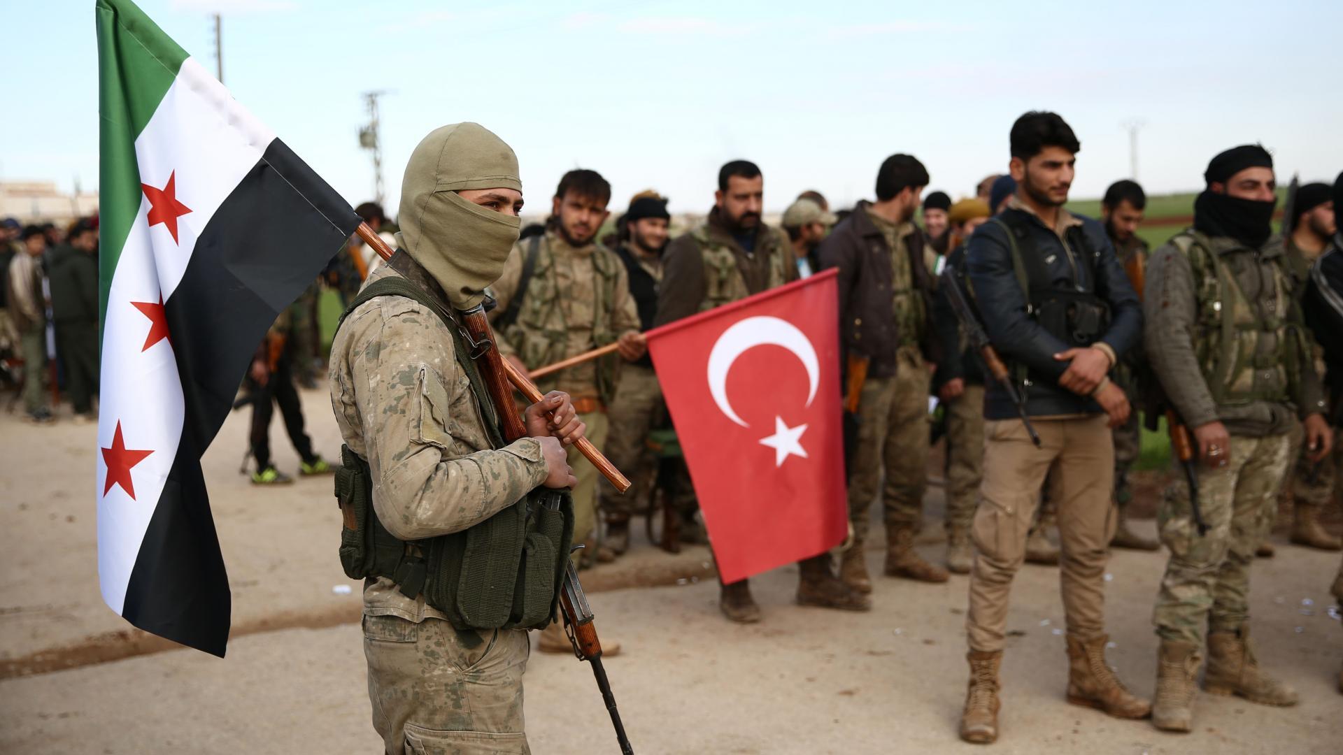 بريطانيا تعلن موقفها من العملية العسكرية المرتقبة لتركيا في سوريا