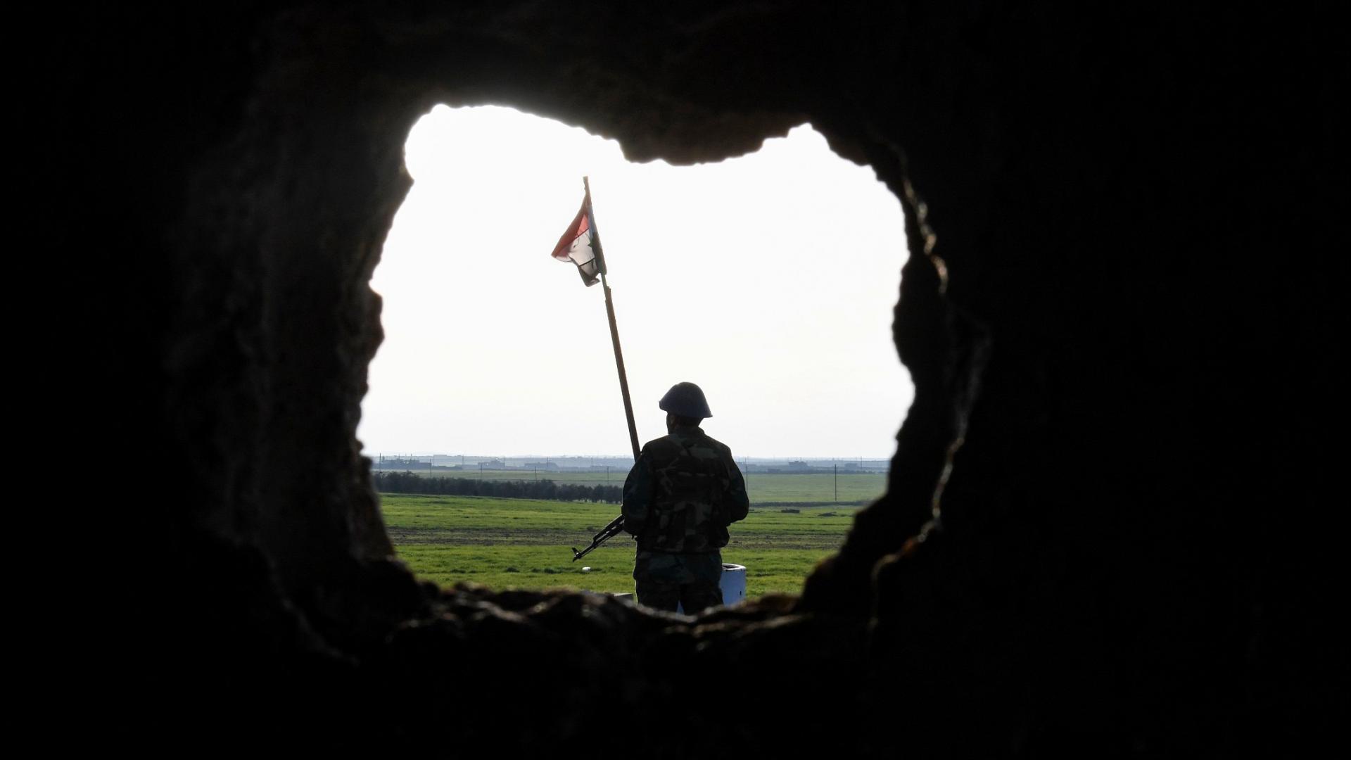 """وسائل إعلام سورية: الدفاعات تتصدى بـ""""نجاح"""" لهجوم إسرائيلي"""
