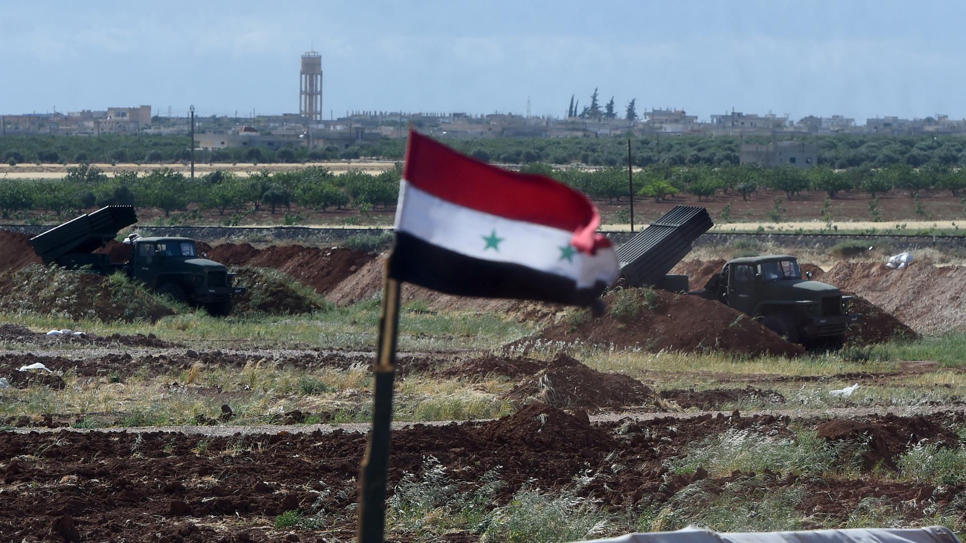 الدفاع الروسية: سوريا تصدت لهجوم صاروخي إسرائيلي على مطار قرب دمشق