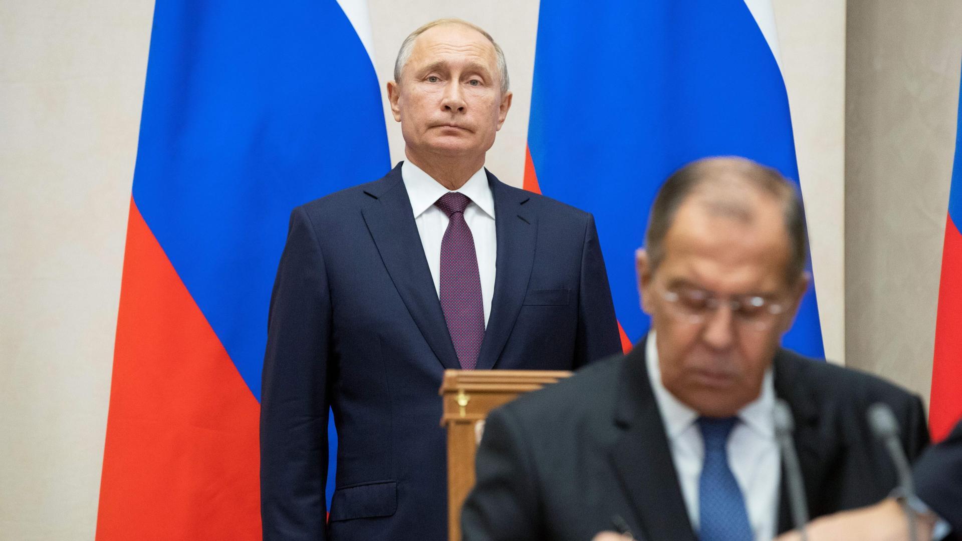 روسيا تطالب تونس بدعم عودة سوريا لجامعة الدول العربية خلال القمة المقبلة