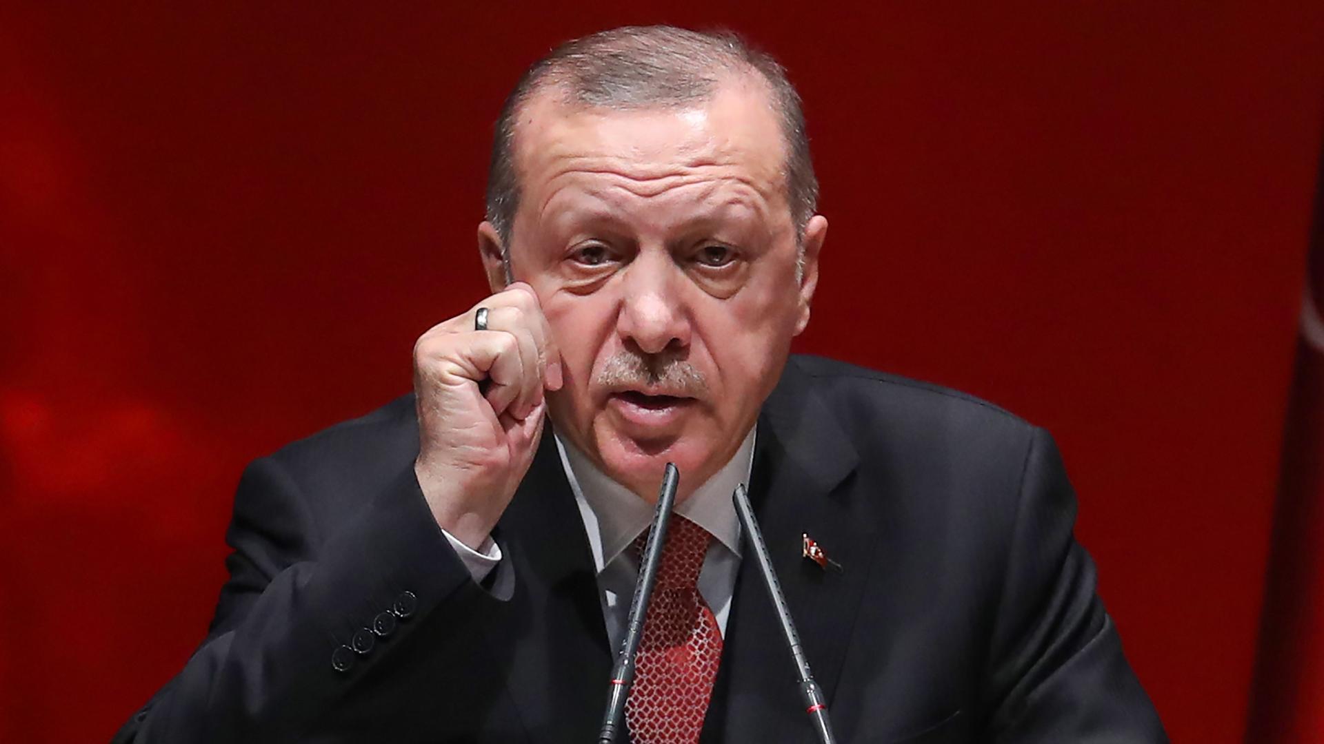 أردوغان: استمعت لتسجيلات توثق لحظة مقتل جمال خاشقجي