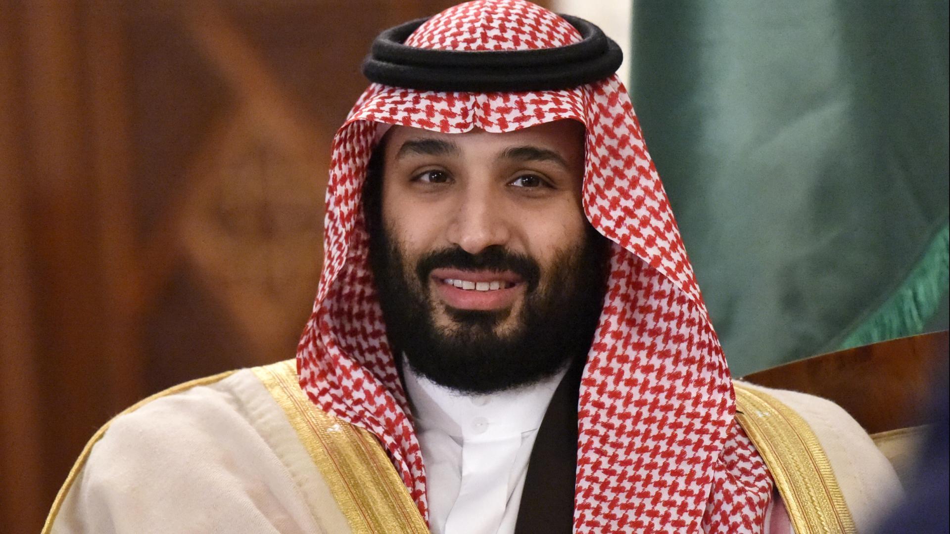 ولي العهد السعودي يتلقى رسالة من أمير الكويت