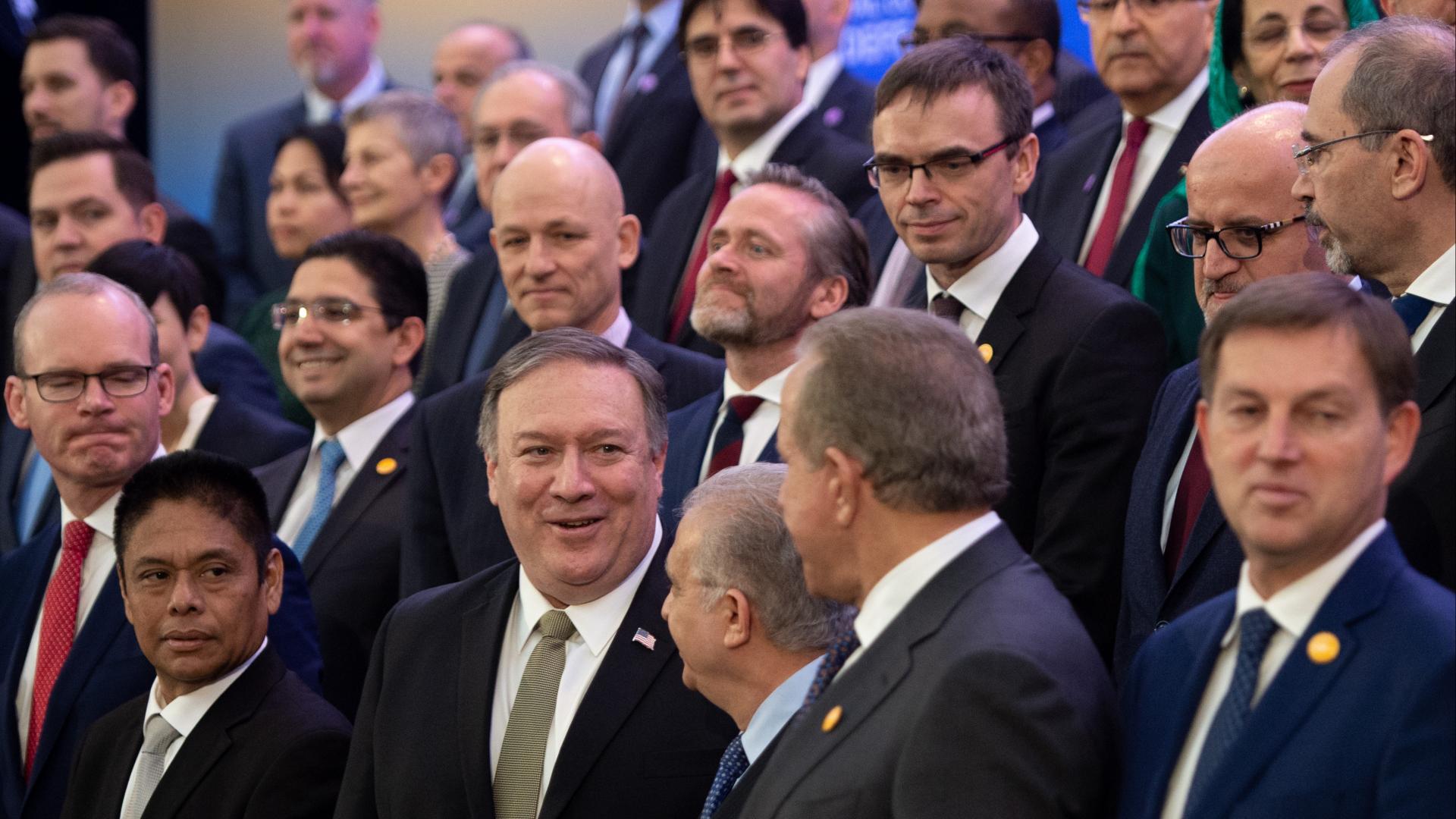 بيان مشترك حول سوريا لـ7 دول من ضمنها أمريكا والسعودية ومصر
