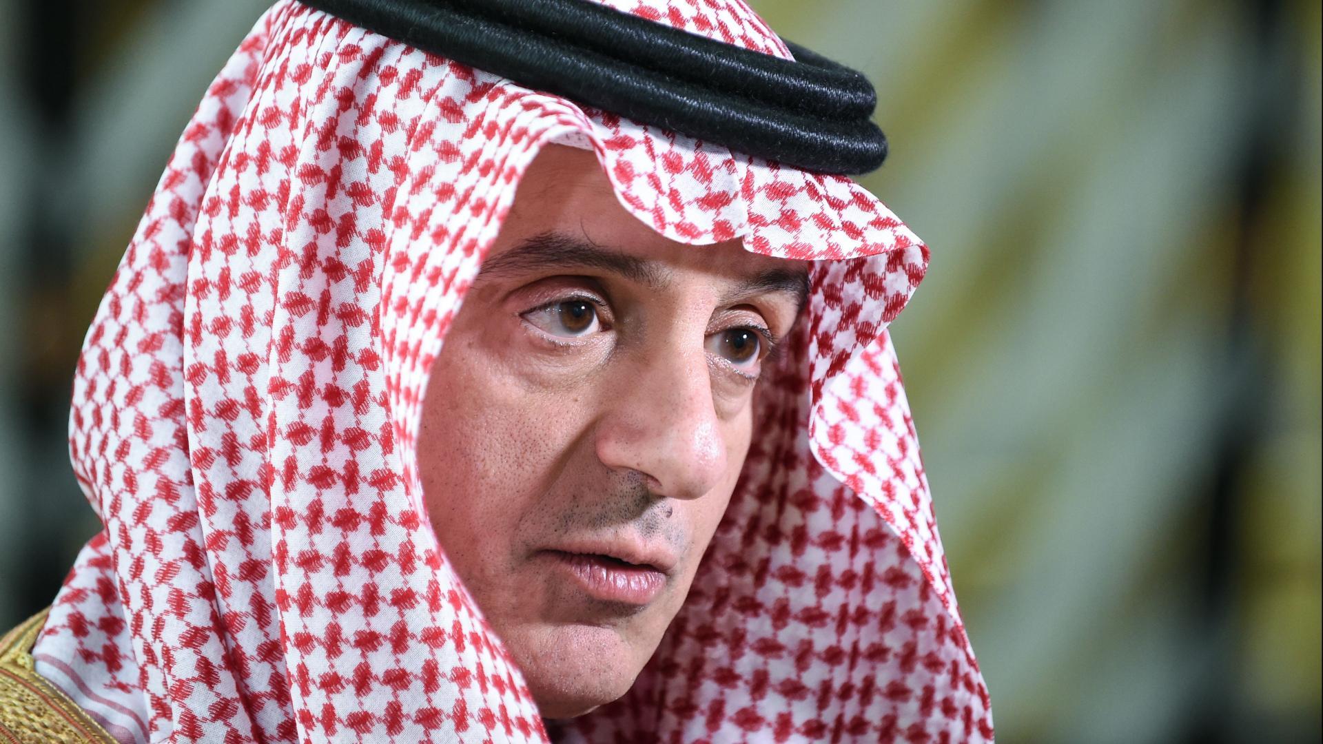 """الجبير يرفض التعليق على تقرير """"نيويورك تايمز"""" عن ولي العهد وخاشقجي"""