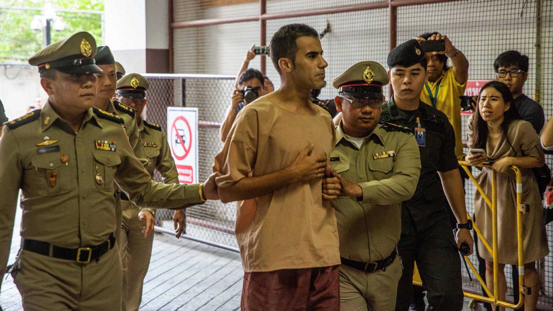 تايلاند تقرر إطلاق سراح اللاعب حكيم العريبي بعد خطوة مفاجئة من البحرين