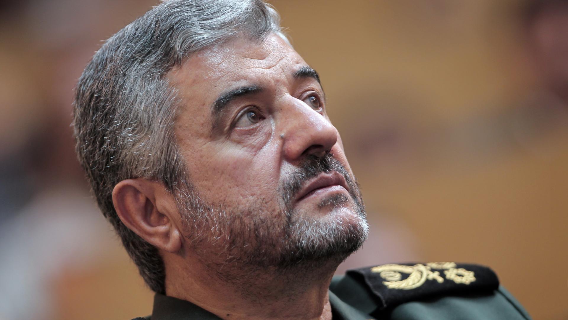 """في حوار مع CNN.. قائد الحرس الثوري الإيراني: قادرون على التصدي لكل """"اجتياح"""""""