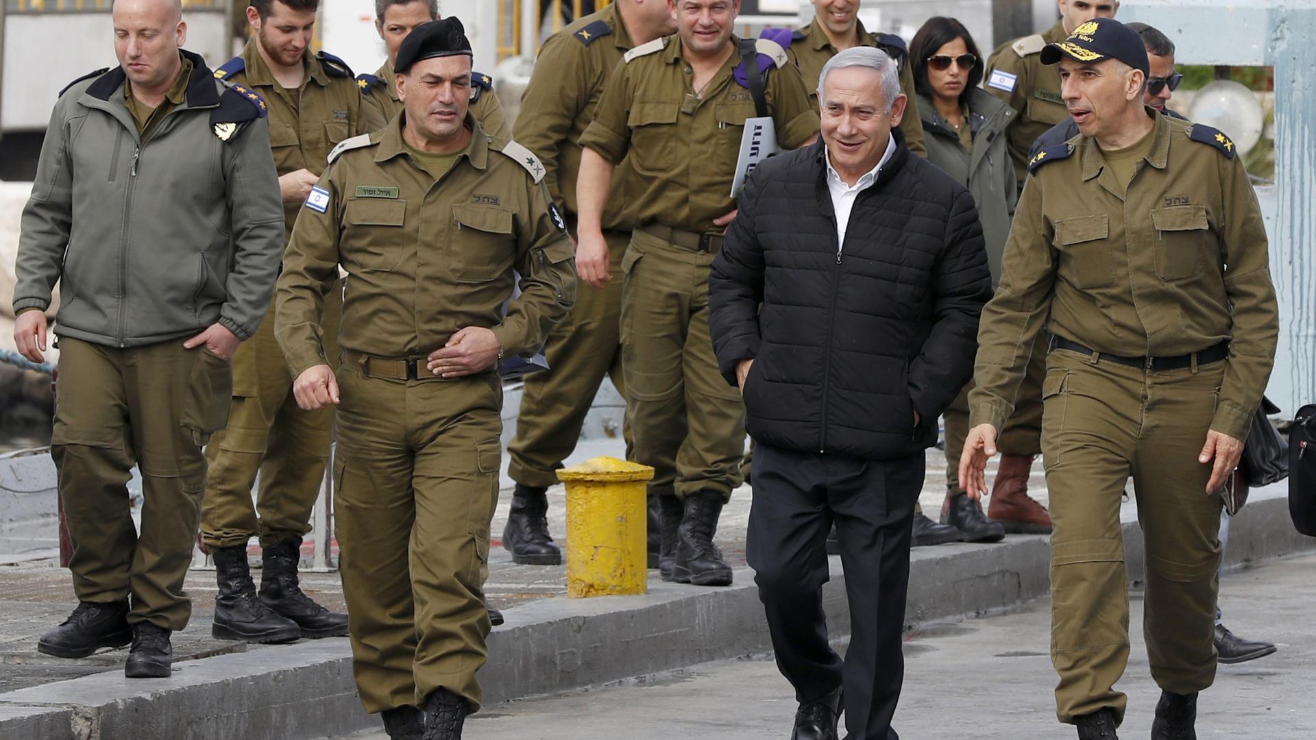 قبل مغادرته إلى وارسو.. كيف وصف نتنياهو علاقة إسرائيل بالدول العربية ما عدا سوريا؟