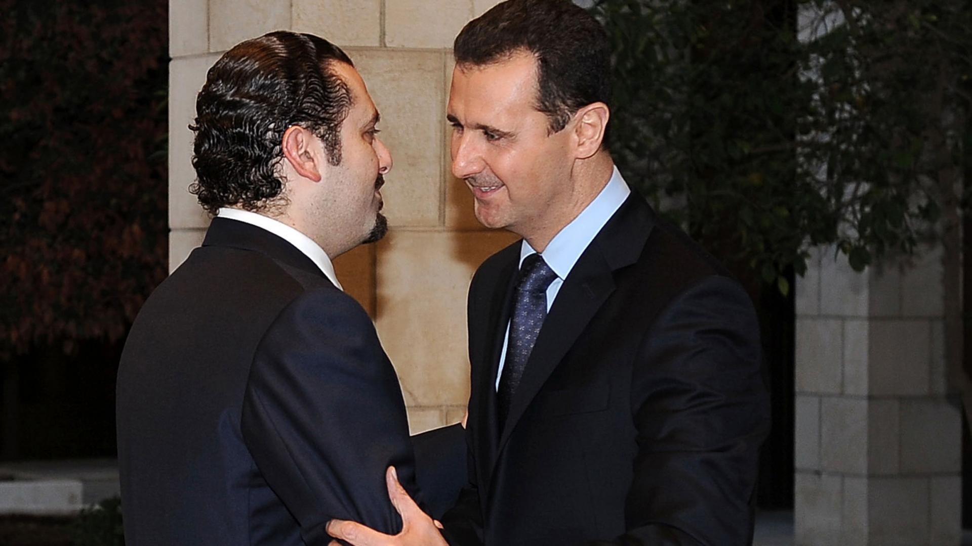 سعد الحريري يكشف واحدة من أصعب لحظات حياته: ذُبحت عندما صافحت الأسد