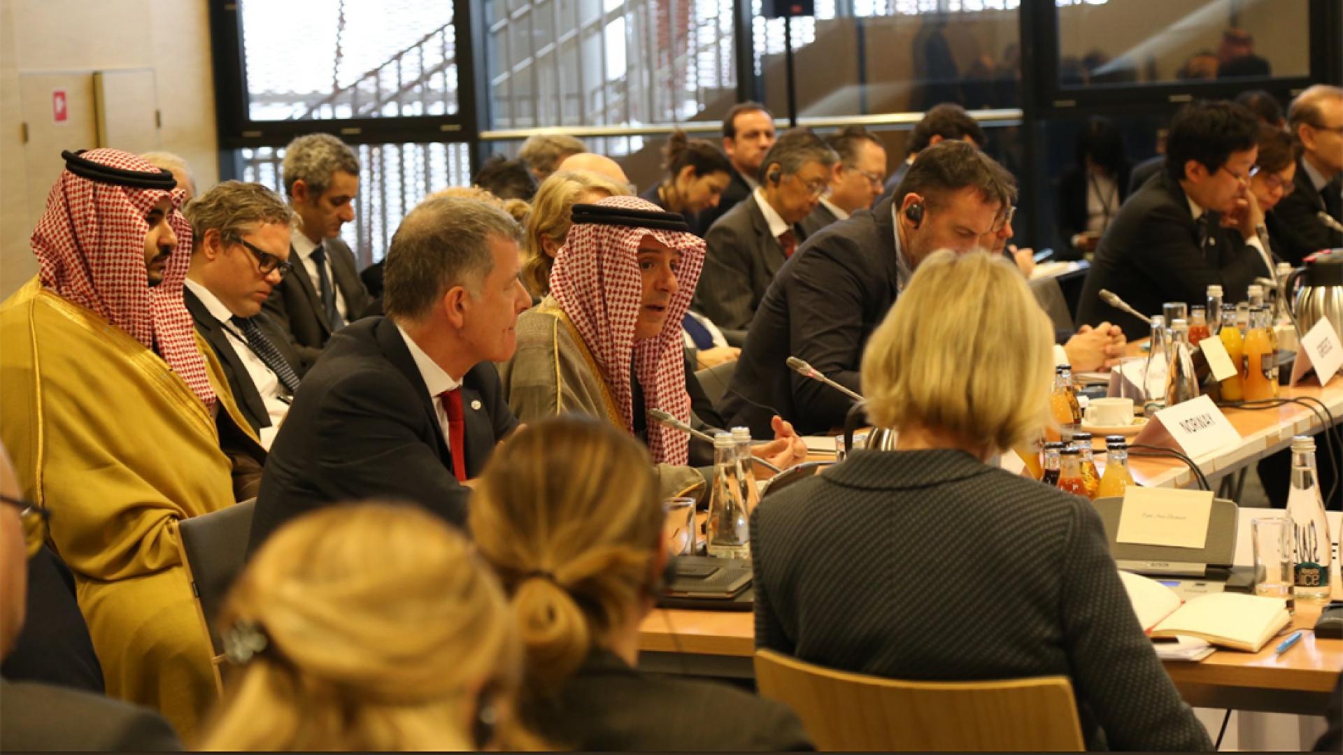 ماذا قال الجبير عن مؤتمر وارسو وكيف تعامل مع أسئلة عن احتمال لقاء نتنياهو؟