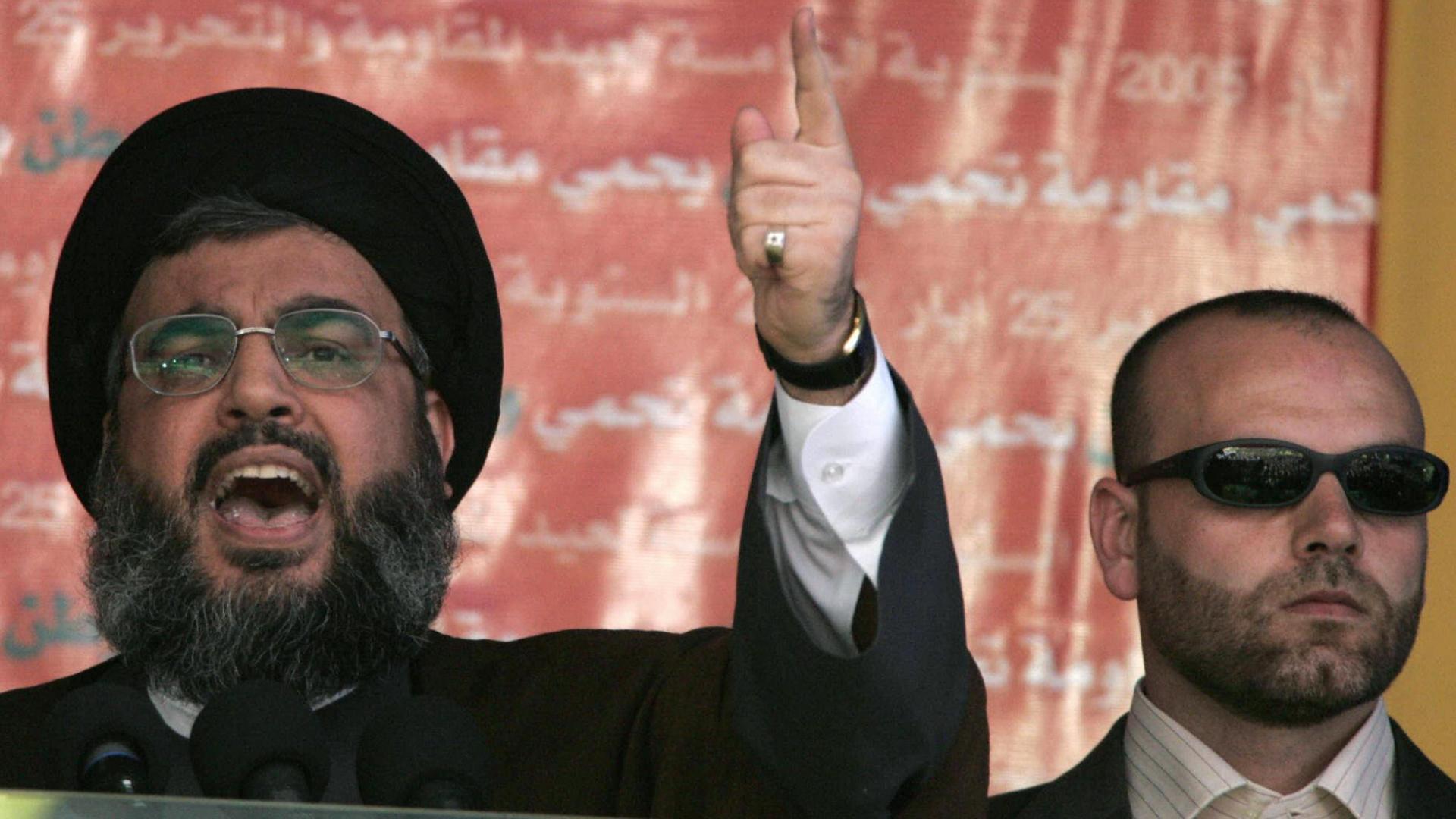 أدرعي يرد على نصرالله ويتساءل: لماذا يغيب عن هذه الذكرى رئيس أركان حزب الله مصطفى بدرالدين؟