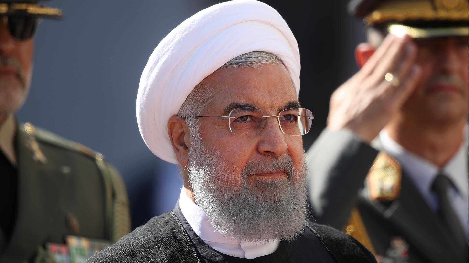 روحاني: المرتزقة غير قادرين على منح الأمن لأحد.. والذي اعتدى على إيران اعتدى بعدها على الكويت