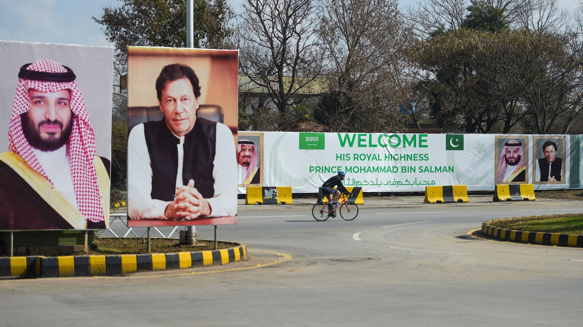 عمران خان: ولي العهد السعودي يحمل معه أكبر استثمارات في تاريخ باكستان
