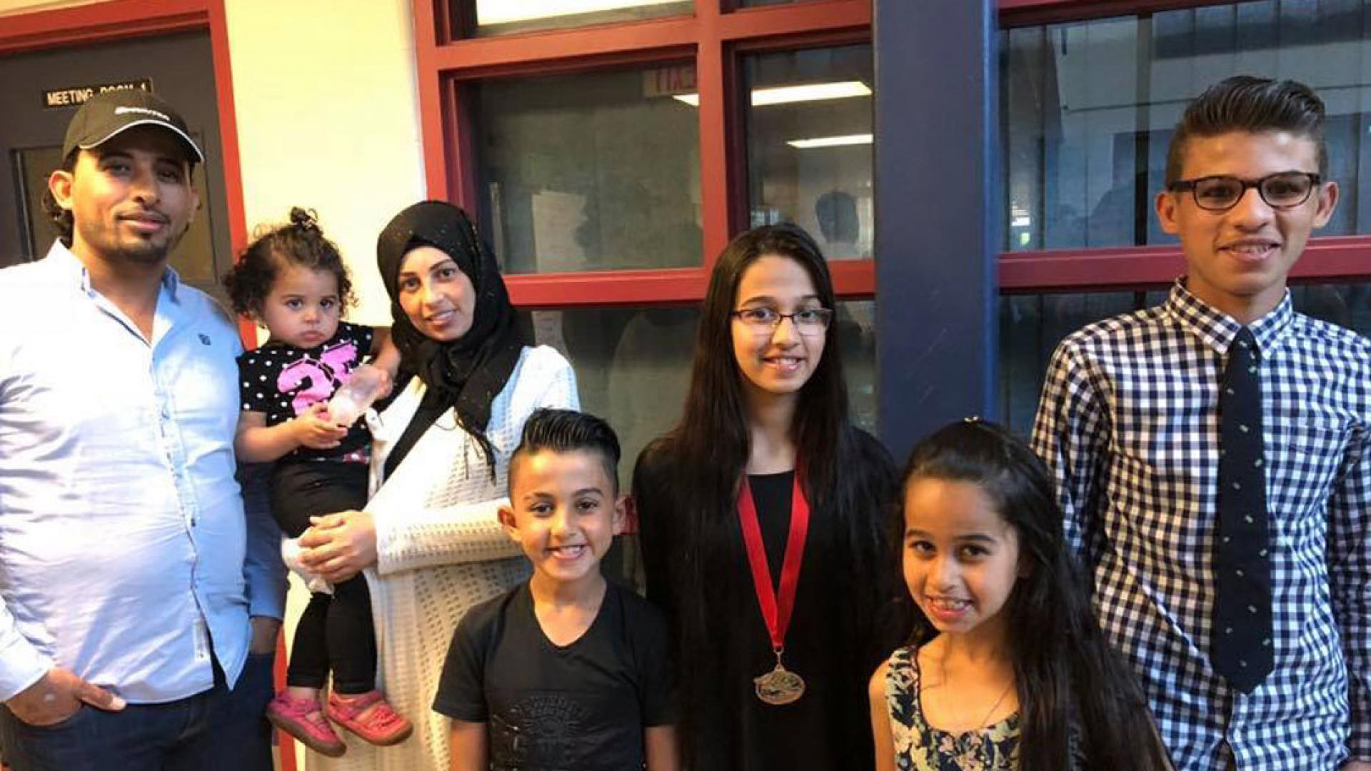 بعد الهرب من جحيم الحرب.. عائلة سورية تفقد 7 أطفال باحتراق منزلهم في كندا