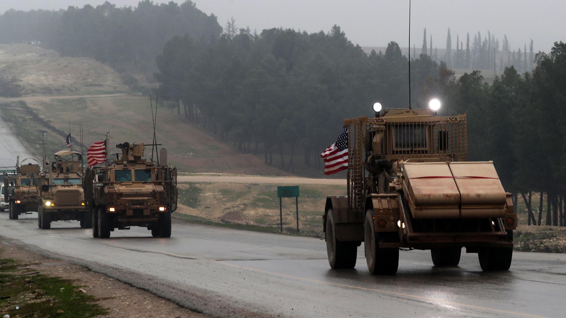 واشنطن: 200 جندي سيبقون في سوريا بعد الانسحاب