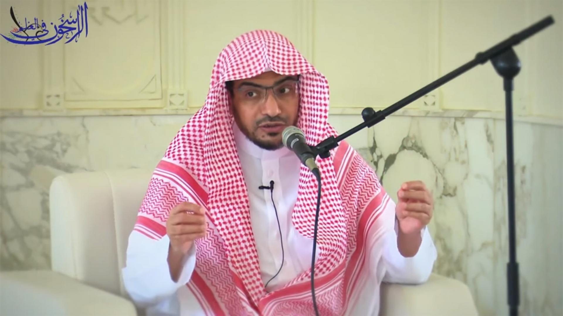 """المغامسي يرد على توصيفه بأنه من """"علماء السلاطين"""" وأنه يقول ما لا يصح شرعا إرضاء لولي عهد السعودية محمد بن سلمان"""
