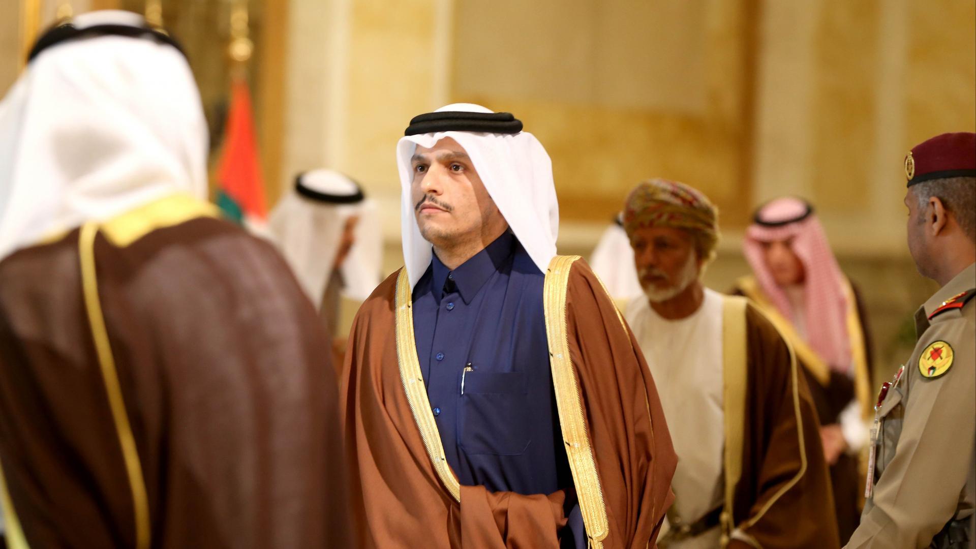 وزير خارجية قطر يوضح موقف بلاده من إيران.. وعن خاشقجي: التعامل مع المعارضة السياسية بجرائم خطأ