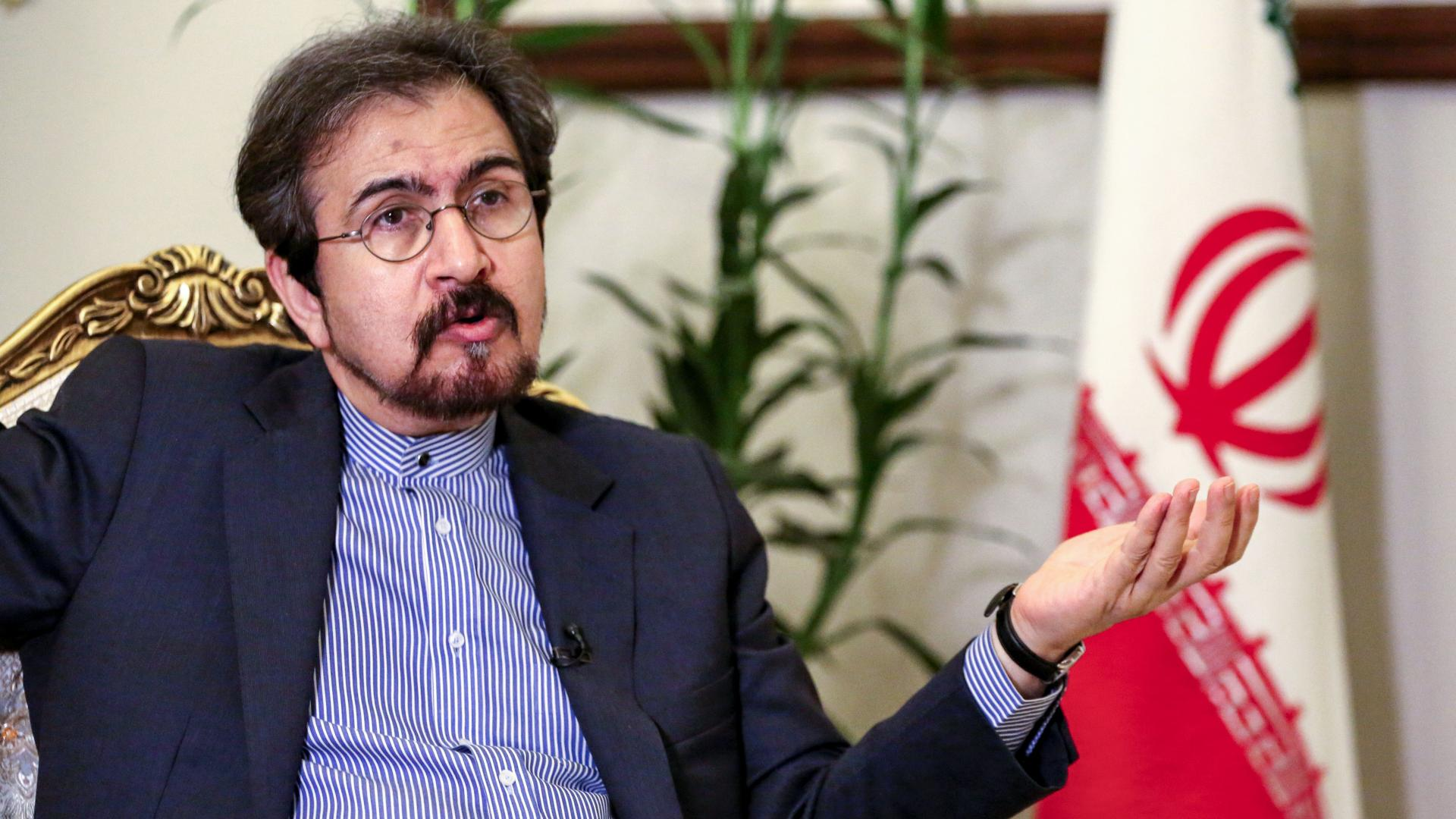 """إيران: سيادتنا على الجزر الـ3 """"لا ريب فيها"""" وحديث الإمارات عنها لن يغير شيئا"""