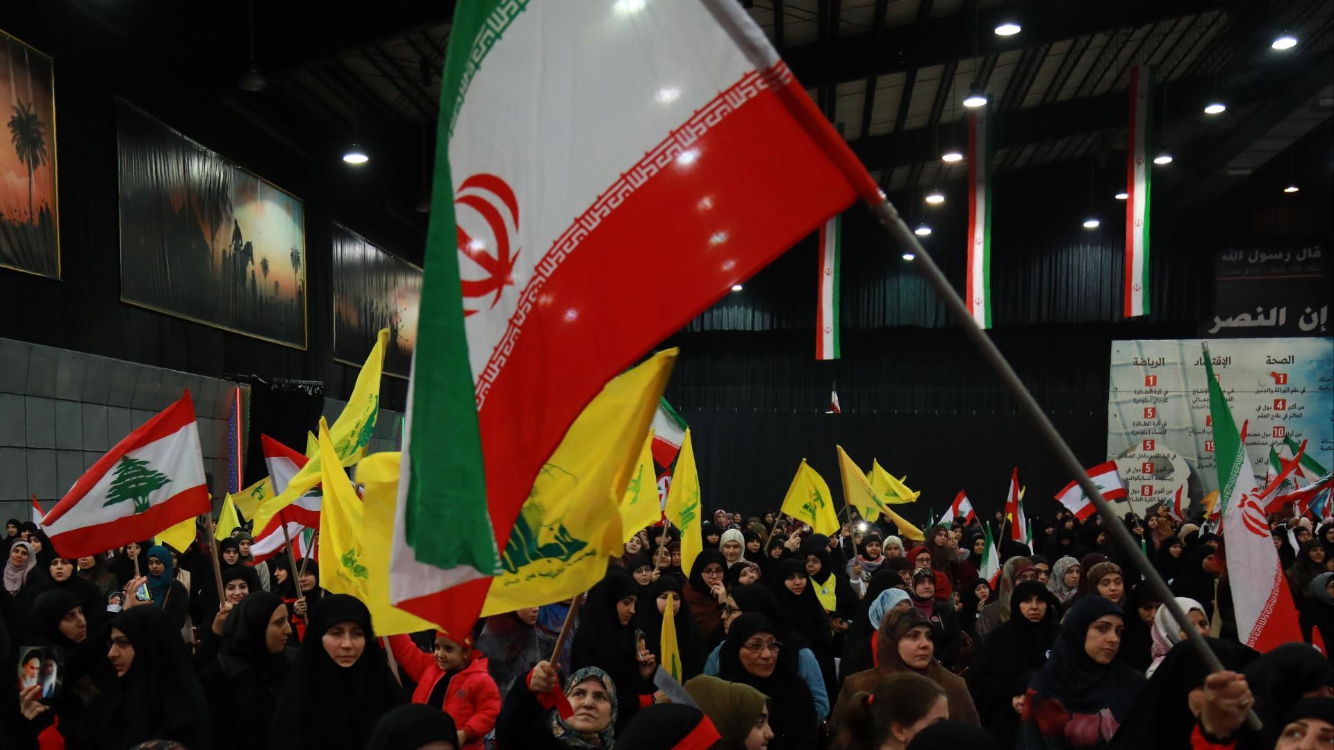 إيران تنتقد بريطانيا بسبب إدراج حزب الله على قوائم الإرهاب
